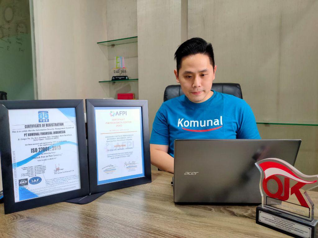 Pinjaman Online Yg Tidak Diawasi Ojk, Pinjaman Online 24 ...
